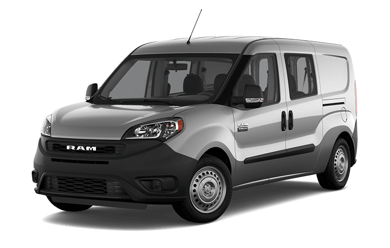 2021 Ram ProMaster City® Wagon ST - Silver Metallic