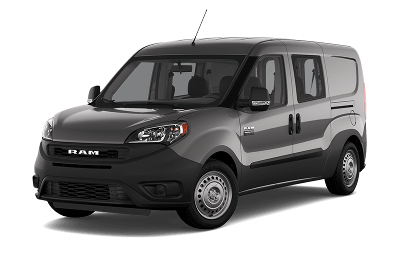 2021 Ram ProMaster City® Wagon ST - Quartz Grey Metallic