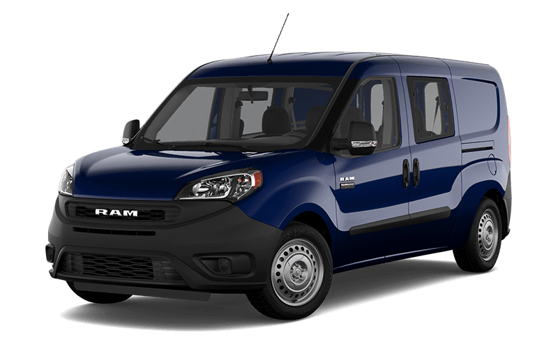 2021 Ram ProMaster City® Wagon ST - Blue Night Metallic