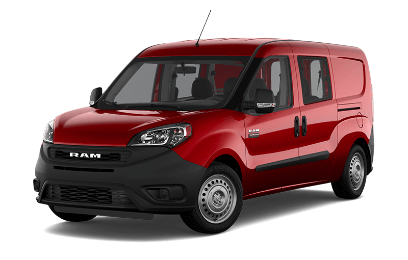 2021 Ram ProMaster City® Wagon ST - Deep Red Metallic