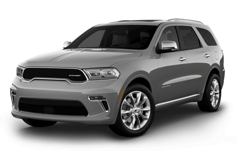 Dodge Durango 2021 Citadel - Gris destroyer