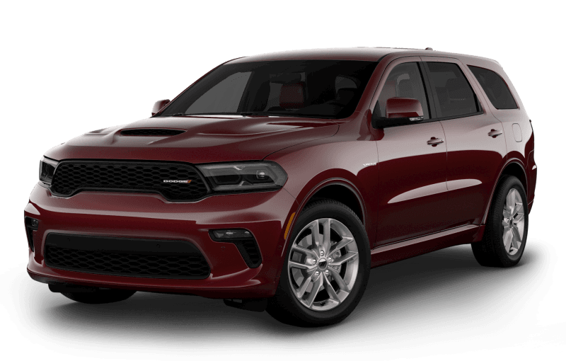 2021 Dodge Durango R/T - Octane Red Pearl