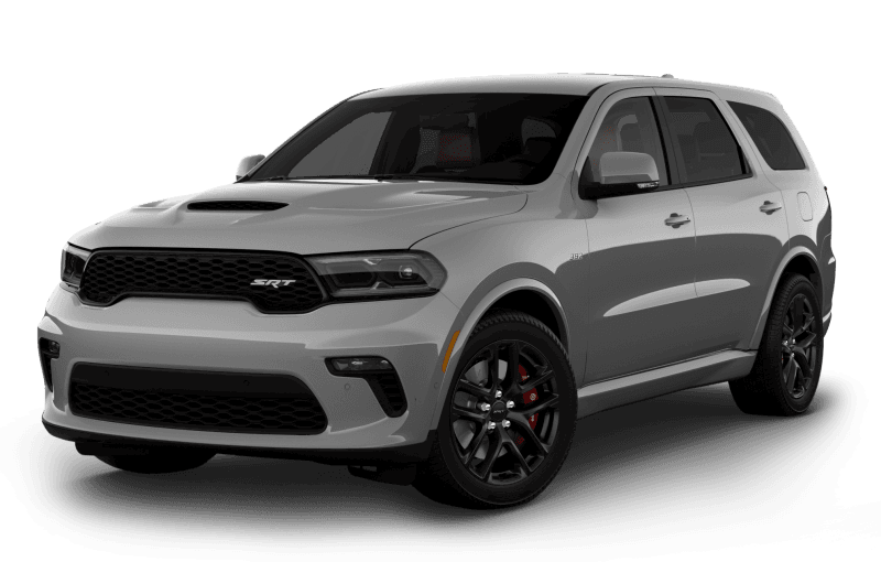 Dodge Durango 2021 SRT 392 - Gris destroyer