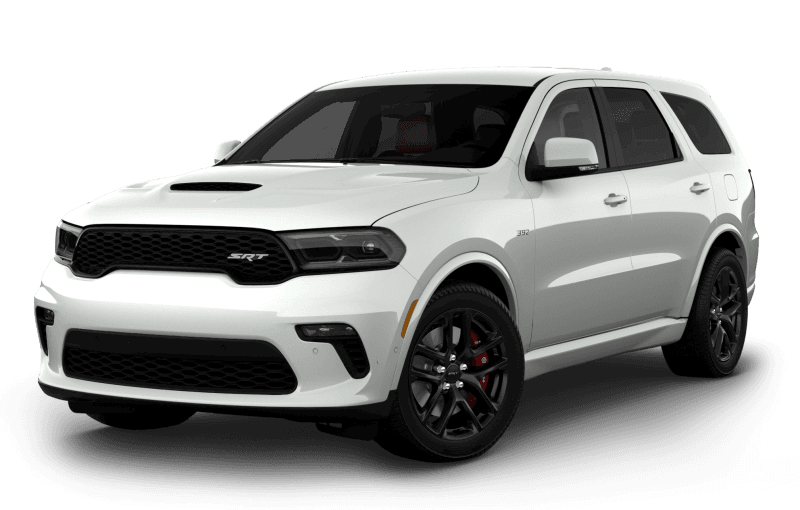 Dodge Durango 2021 SRT 392 - Blanc intense
