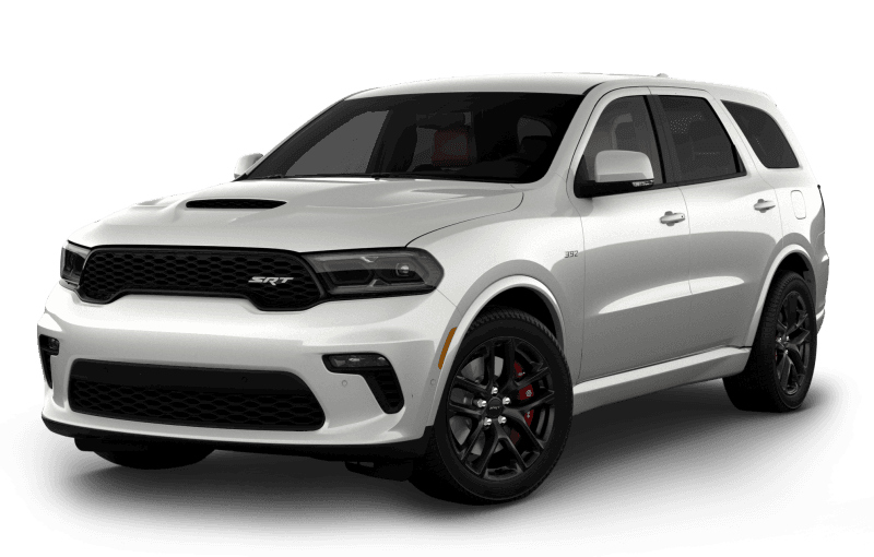 Dodge Durango 2021 SRT 392 - Blanc Vice