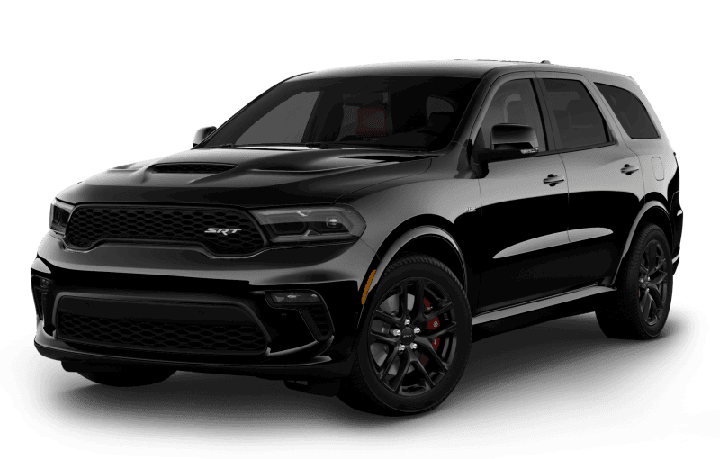 Dodge Durango 2021 SRT 392 - Noir diamant