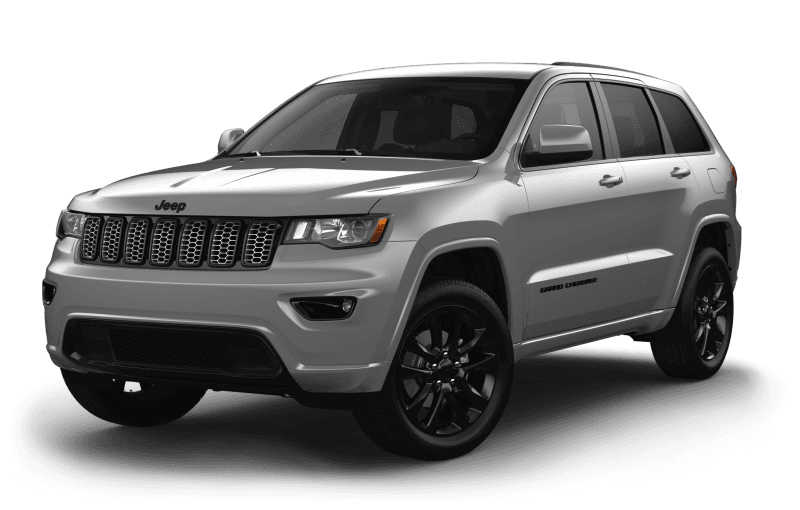 2021 Jeep® Grand Cherokee Altitude - Sting Grey