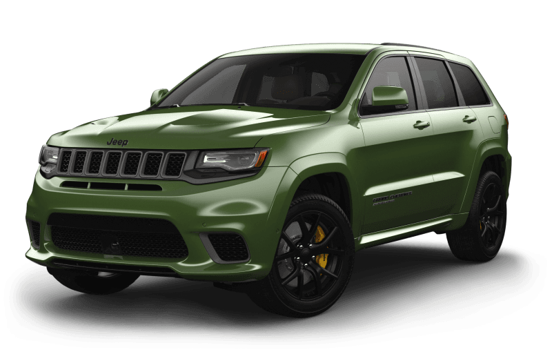 Jeep® Grand Cherokee TrackhawkMC 2021