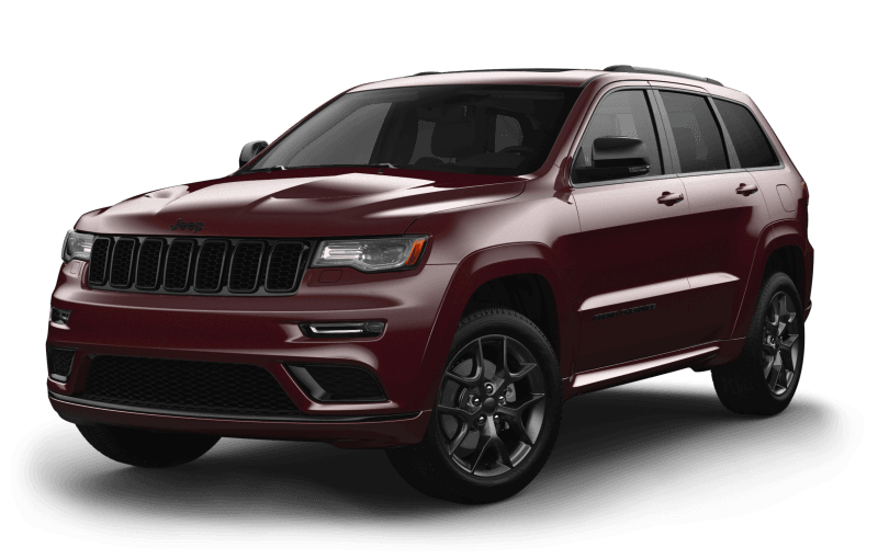 2021 Jeep® Grand Cherokee Limited X - Velvet Red Pearl