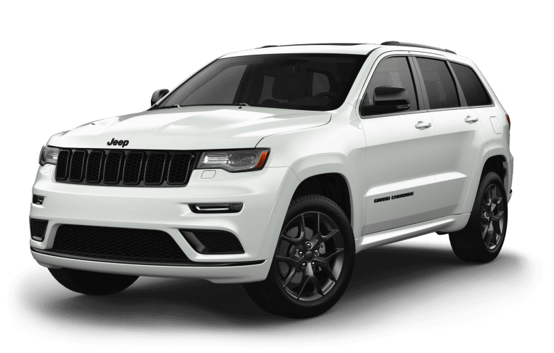 2021 Jeep® Grand Cherokee Limited X - Bright White