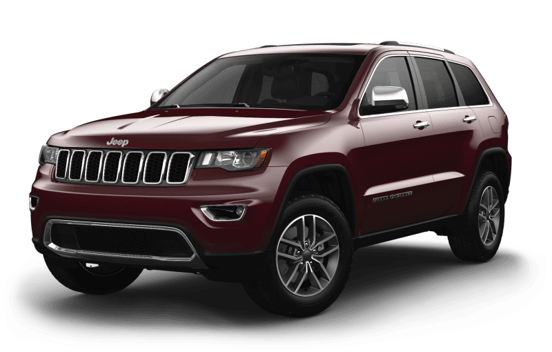 2021 Jeep® Grand Cherokee Limited - Velvet Red Pearl