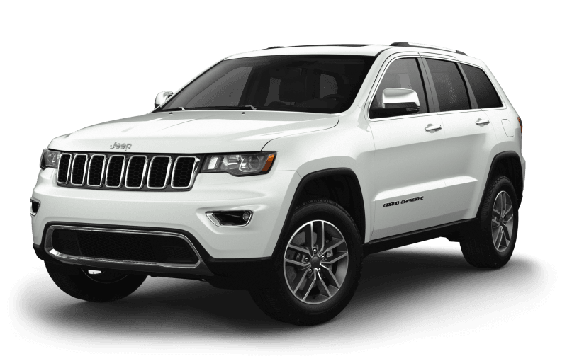 2021 Jeep® Grand Cherokee Limited - Bright White