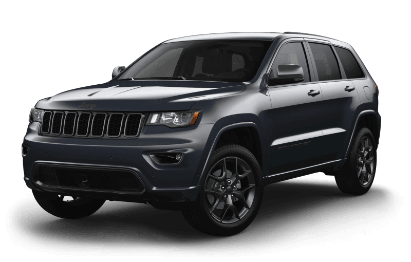 2021 Jeep® Grand Cherokee 80th Anniversary Edition - Slate Blue