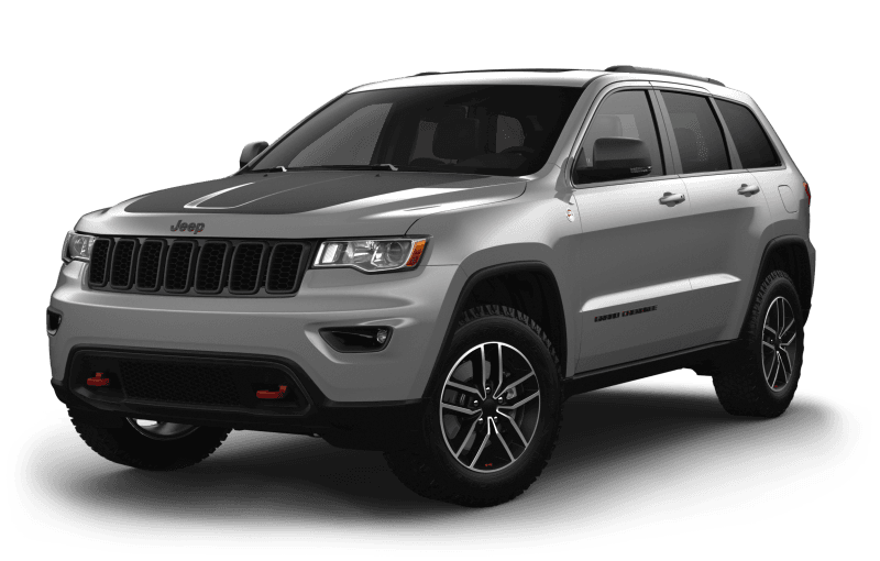 2021 Jeep® Grand Cherokee Trailhawk® - Sting Grey