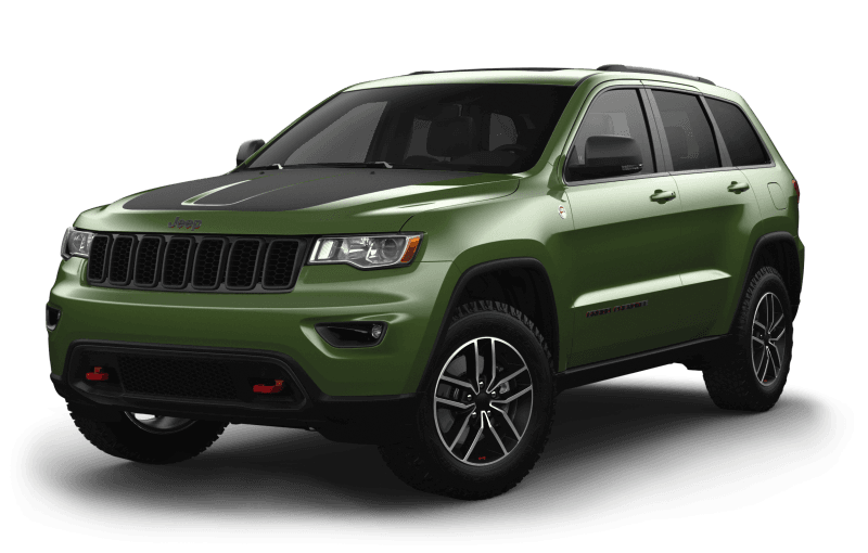 Jeep® Grand Cherokee TrailhawkMD 2021