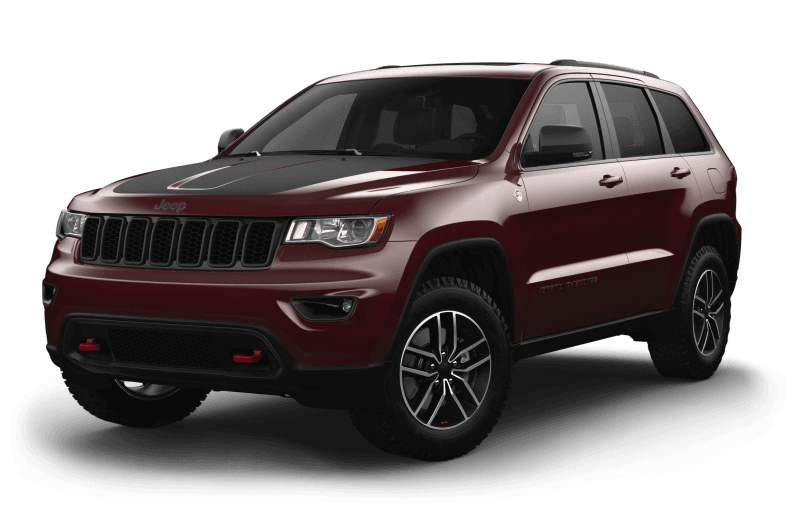 2021 Jeep® Grand Cherokee Trailhawk® - Velvet Red Pearl