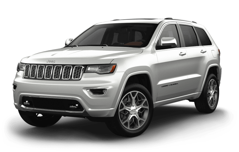 2021 Jeep® Grand Cherokee Overland® - Ivory Tri-Coat Pearl
