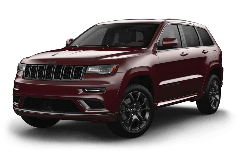 Jeep® Grand Cherokee High Altitude 2021
