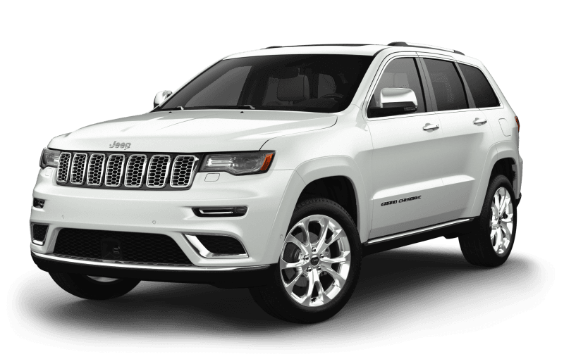 Jeep® Grand Cherokee SummitMD 2021