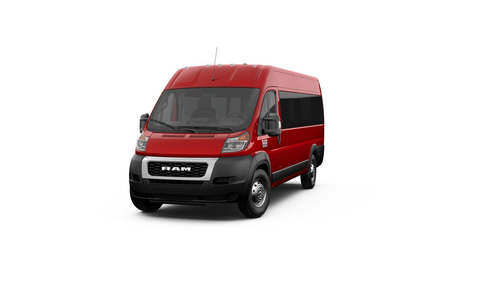 2019 RAM ProMaster Cargo Van | RAM Trucks Canada