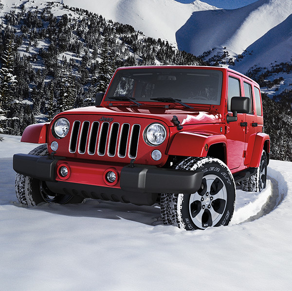 2018 Jeep Wrangler Trail Rated 4x4 Models Jeep Canada