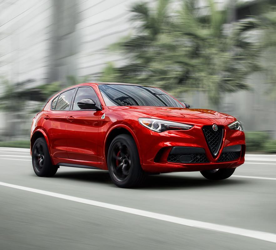 Online Alfa Romeo Shopping Experience