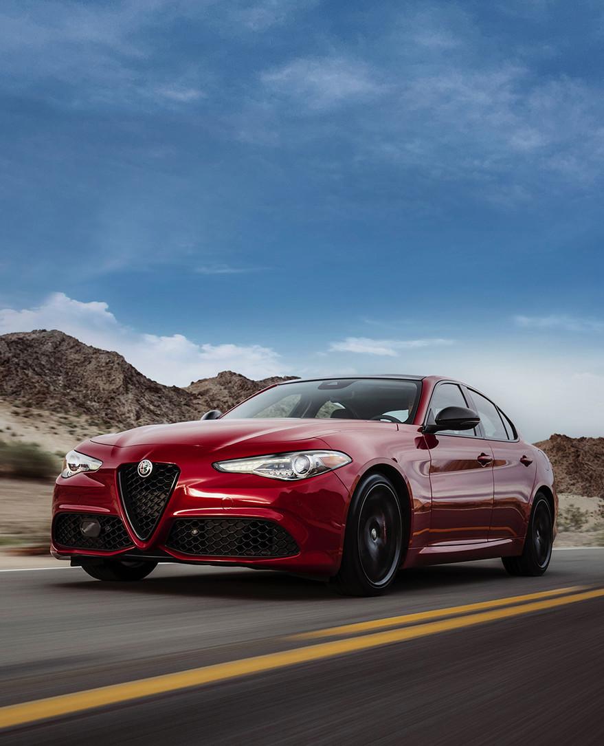 L'Alfa Romeo Giulia 2019 : Une Berline Sport Luxueuse De