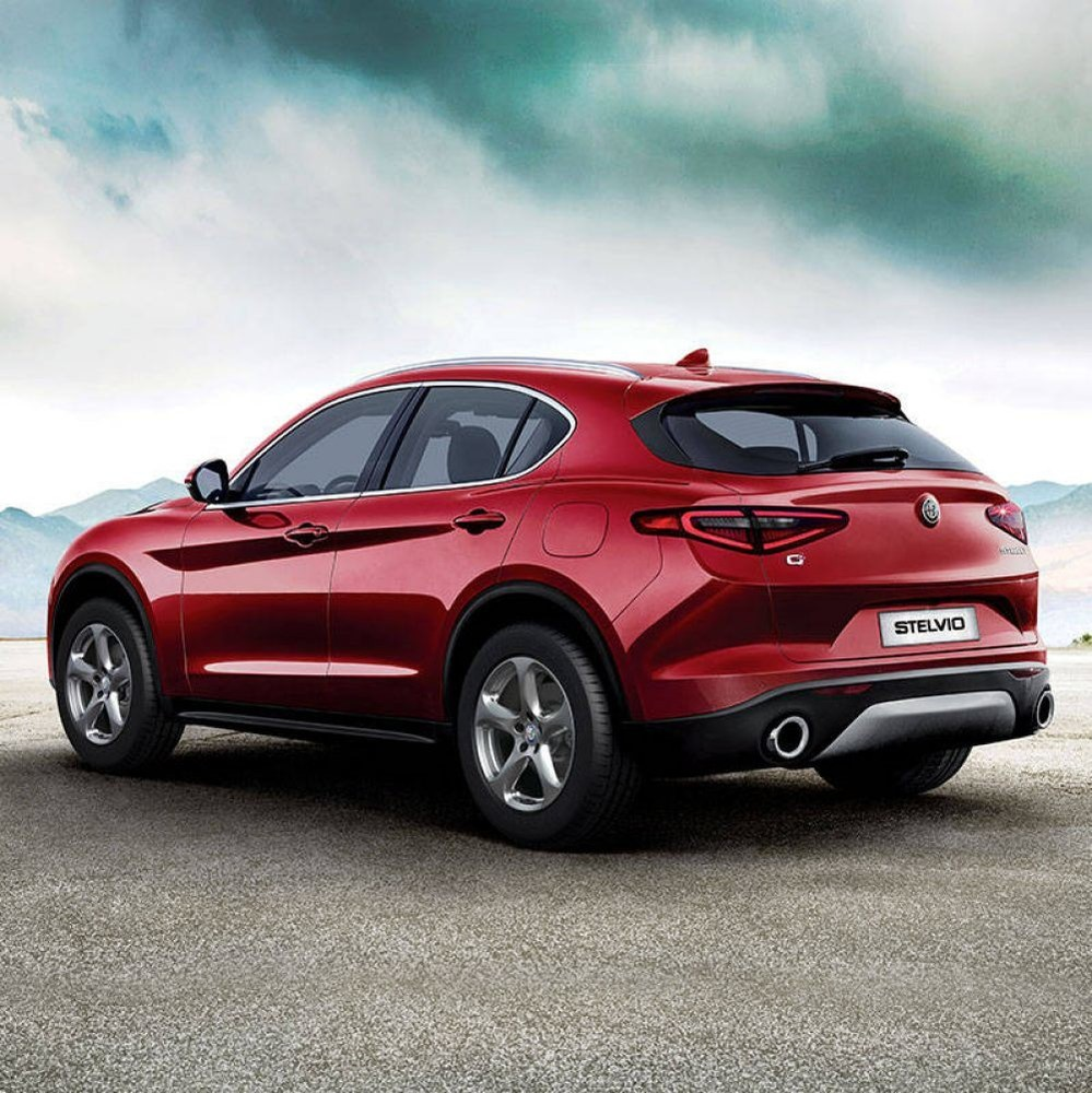 2018 Alfa Romeo Stelvio High Performance SUV