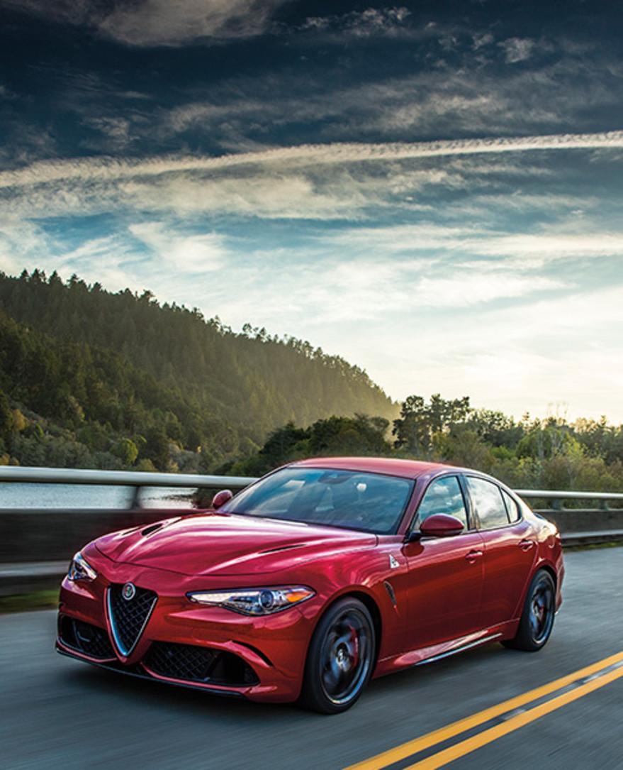 Site Officiel D'Alfa Romeo