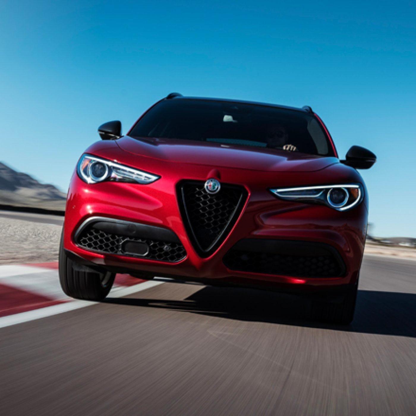 2018 Alfa Romeo Stelvio High Performance SUV