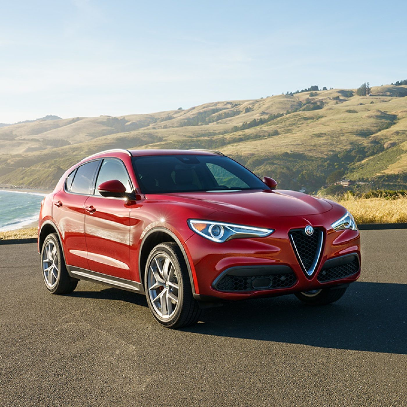 VUS Haute Performance Alfa Romeo Stelvio 2018