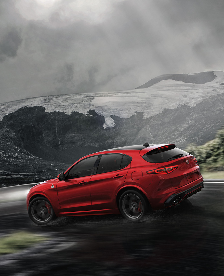 2019 Alfa Romeo Stelvio High Performance SUV