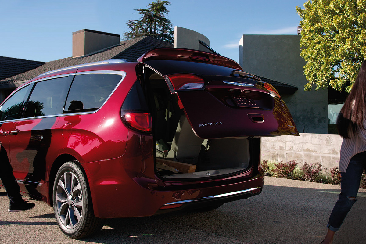 2020 Chrysler Pacifica Design | Chrysler Canada