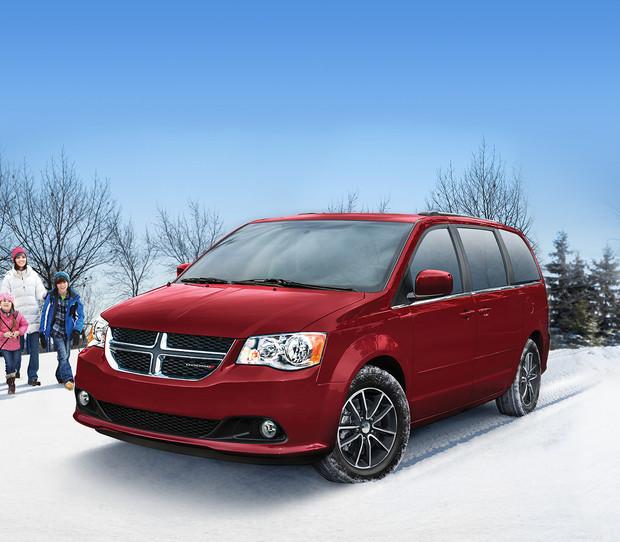Your Salem Or Dodge Dealer: 2018 Dodge Grand Caravan