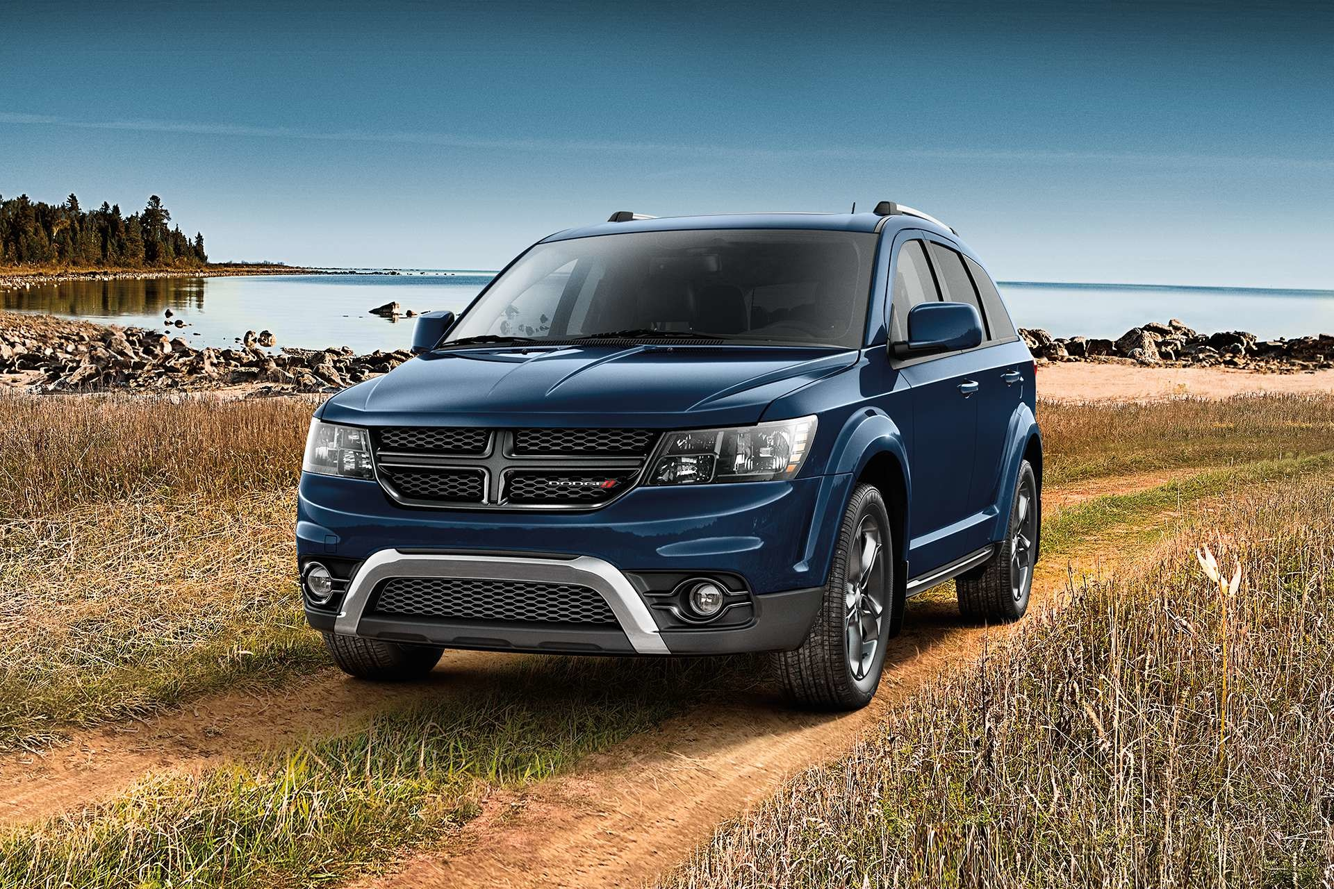 2018 Dodge Journey Crossover SUV | Dodge Canada