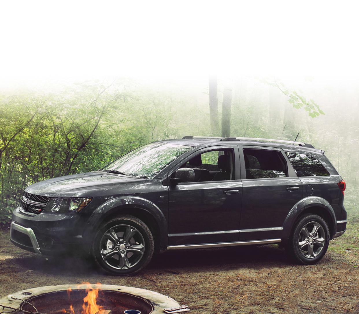 2018 Dodge Journey Crossover SUV