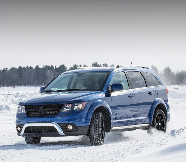 2019 Dodge Journey - Crossover SUV | Dodge Canada
