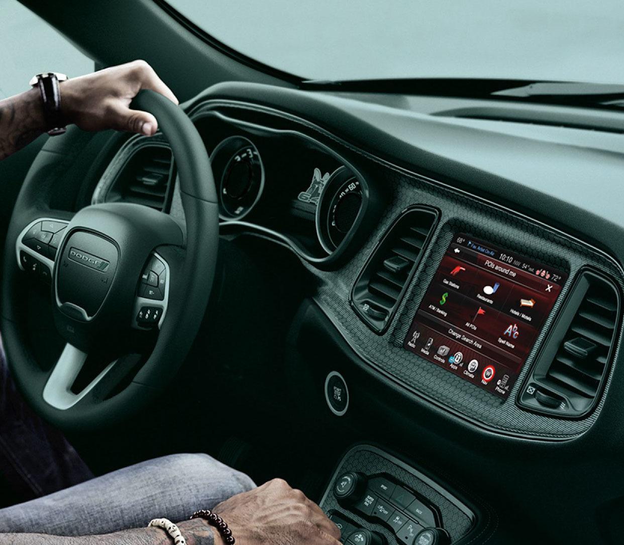 Dodge Uconnect Update: Uconnect For Chrysler, FIAT, Jeep, Dodge & RAM