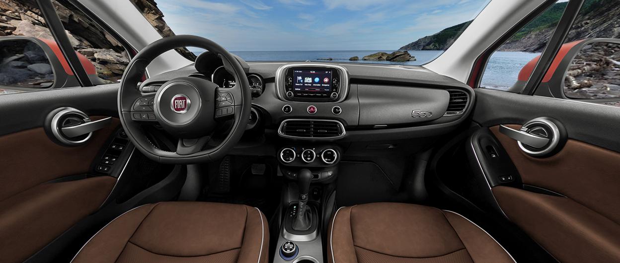 FIAT® 500X Interior