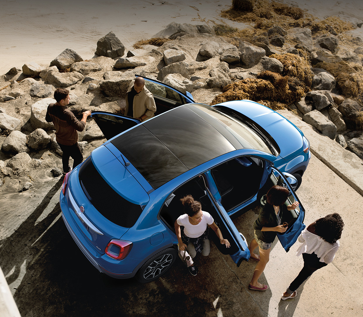 2019 Fiat 500: 2019 FIAT 500X Crossover