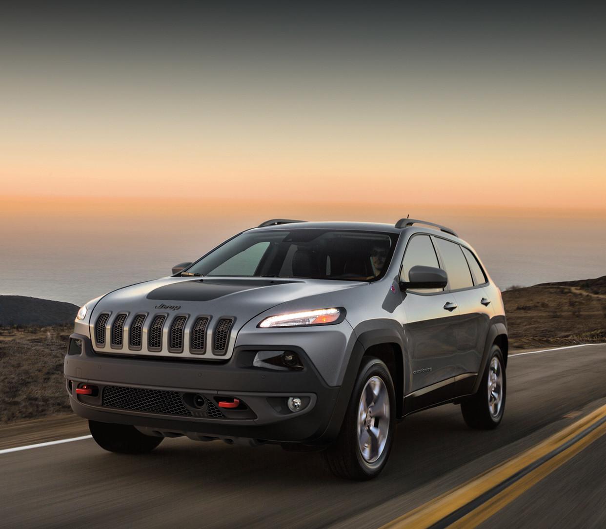 Jeep Cheroker: 2018 Jeep Cherokee 4x4