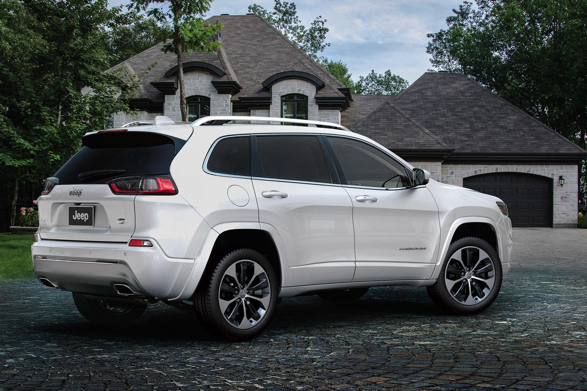 2020 Jeep Cherokee Mid-Size SUV | Jeep Canada