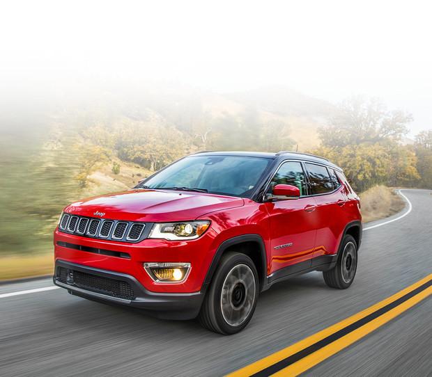 2018 Jeep Compass Compact SUV   Jeep Canada