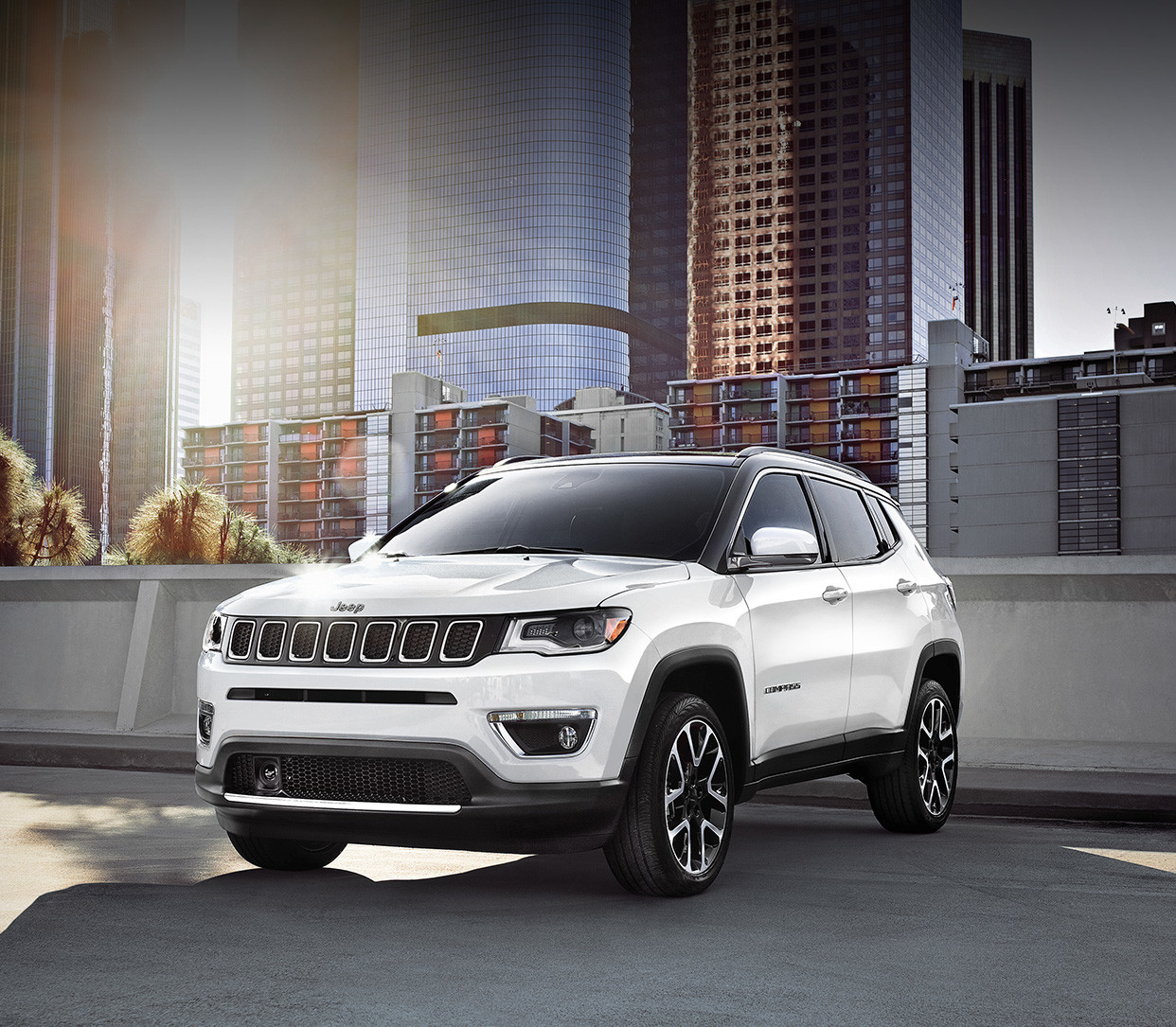 2019 Jeep Compass Compact SUV