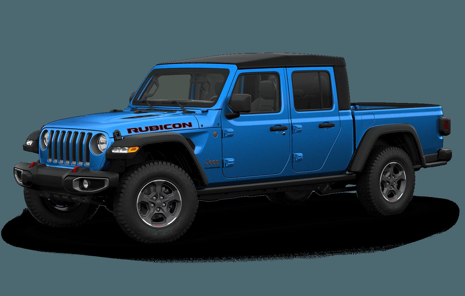 Le tout nouveau Jeep Gladiator 2020 – Il est enfin arrivé ...