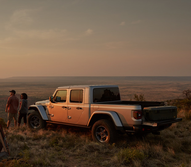 All-New 2020 Jeep Gladiator - It's Finally Here