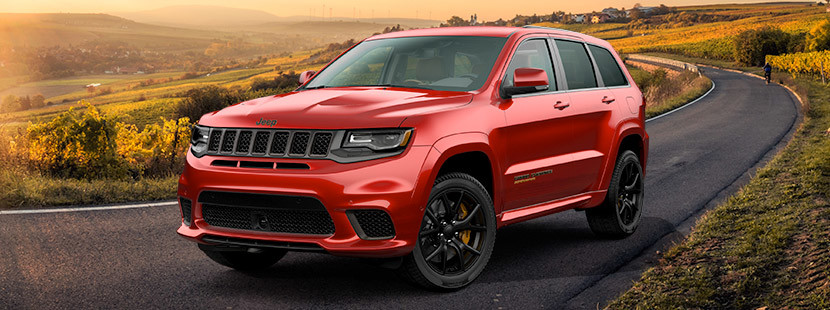 2020 Jeep Grand Cherokee - Most Awarded SUV Ever | Jeep Canada