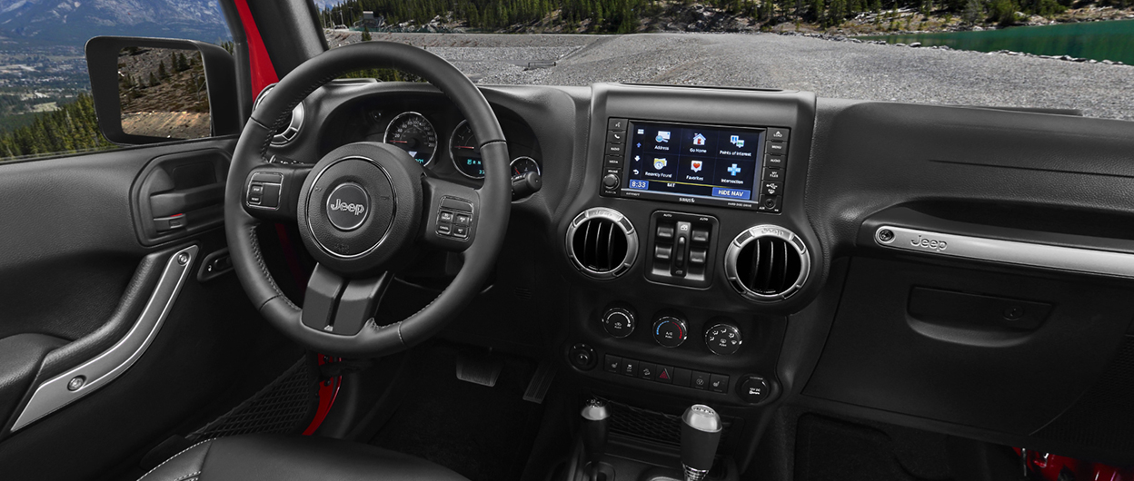2018 Jeep Wrangler Trail Rated 4x4 Jeep Canada