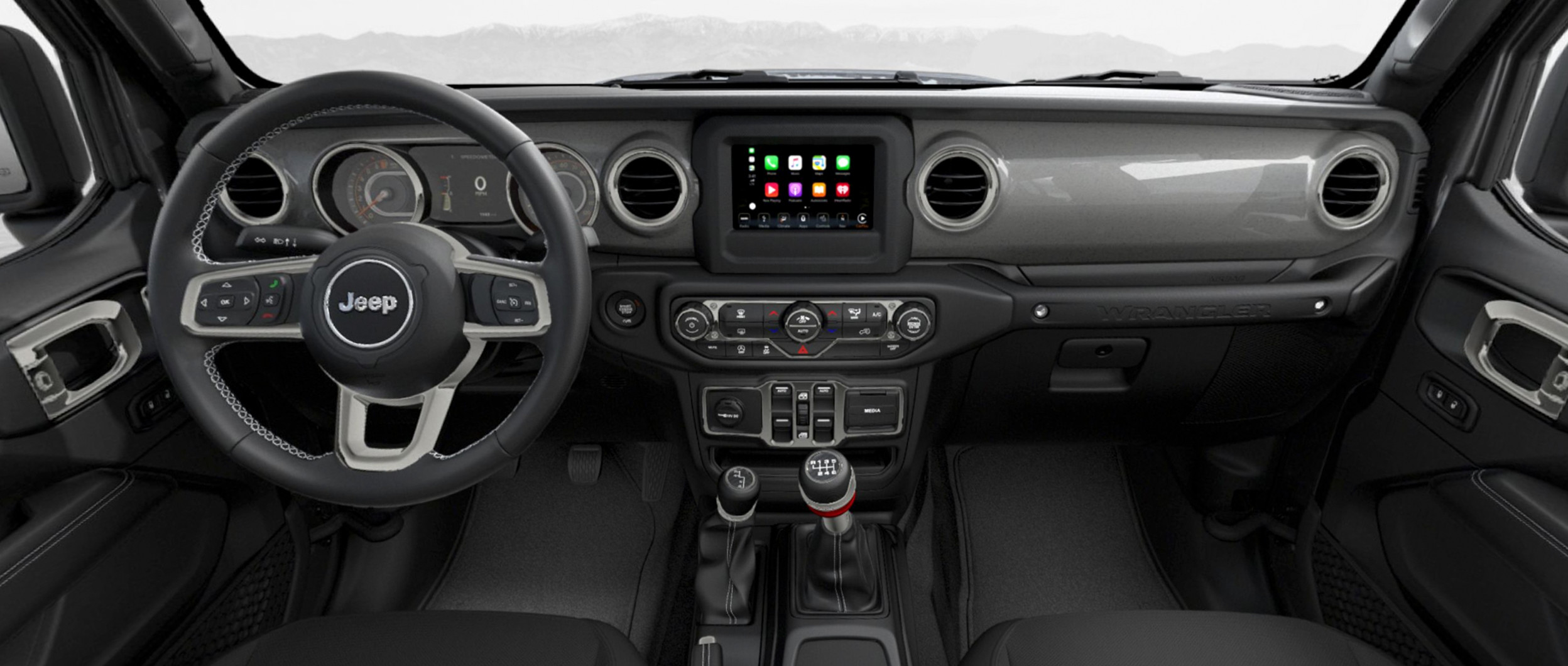 2019 Jeep Wrangler - Interior Gallery | Jeep Canada