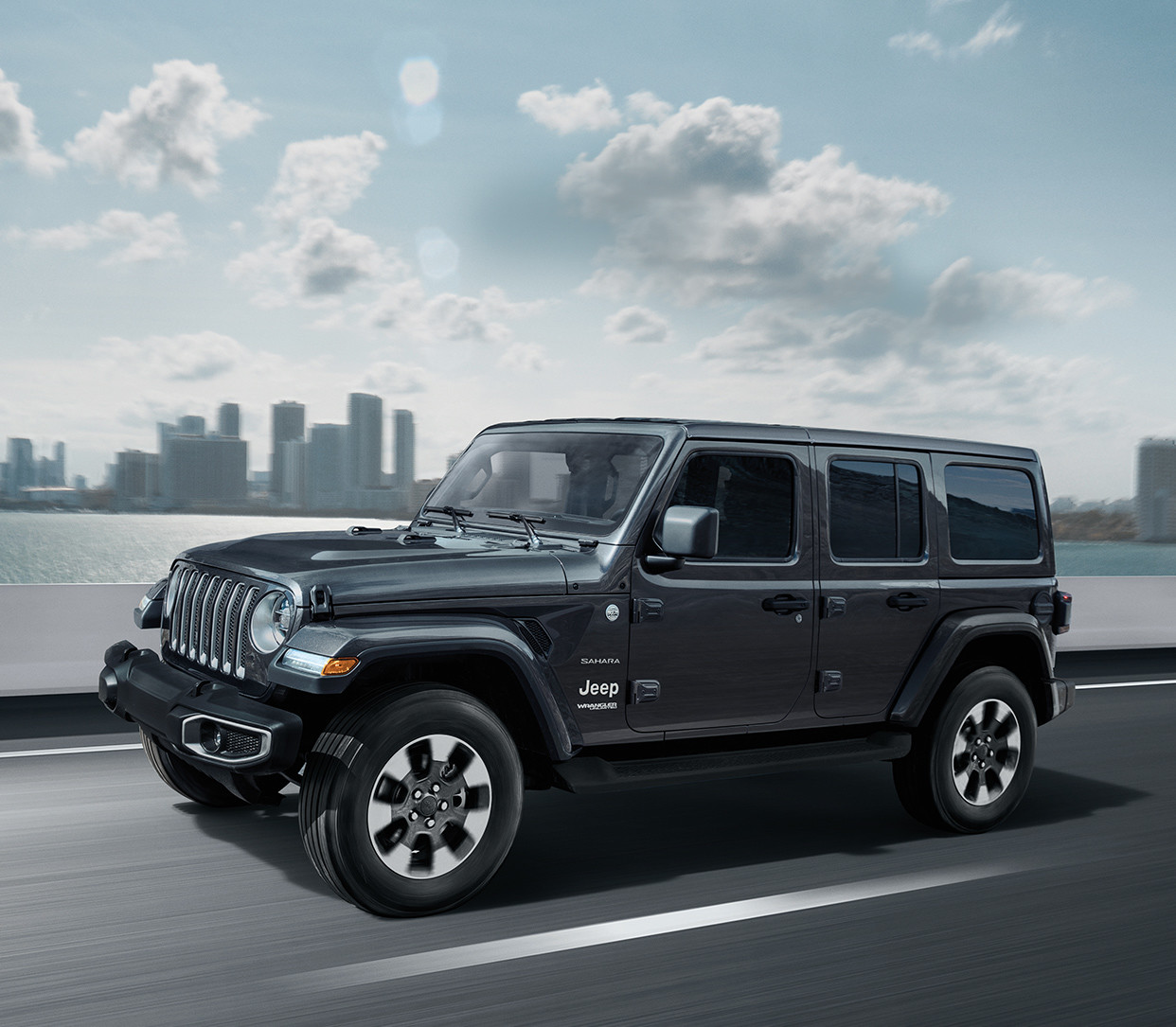 2019 Jeep Wrangler - Off Road 4x4 Vehicle
